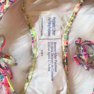 Victoria's Secret Swim - VS small bottom. Never worn. With lining